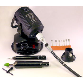 1/2-HP BENCH-TOP ULTRA FLEX-SHAFT SET